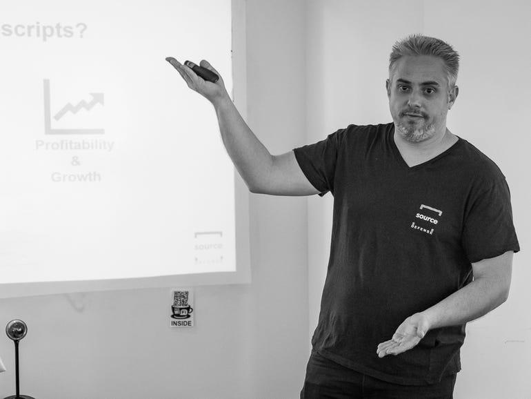 Hadar Blutrich, CEO of Source Defense