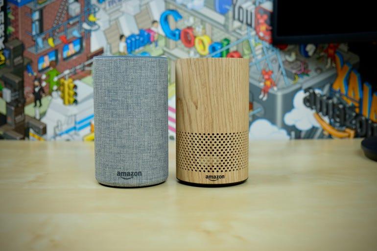 New 2017 Amazon Echo