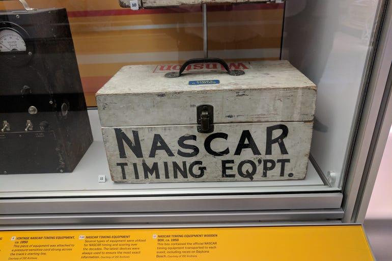 NASCAR: Behind the scenes