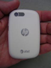 Image Gallery: Back of the HP Veer