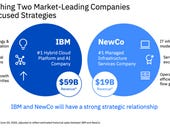 IBM to spin off its managed infrastructure unit to focus on Red Hat, hybrid cloud; sees Q3 sales ahead of estimates