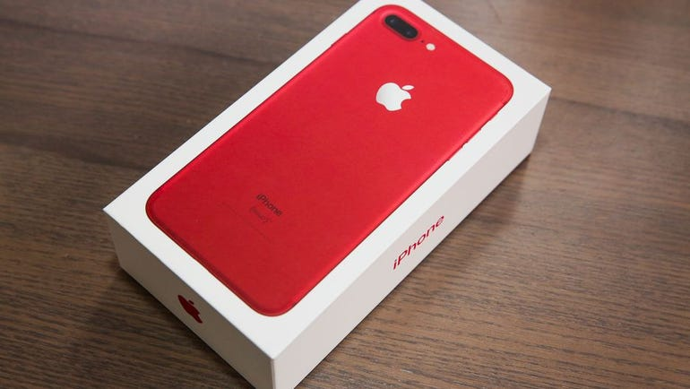 Red finish: Apple intros (Product)Red iPhone 8, 8 Plus