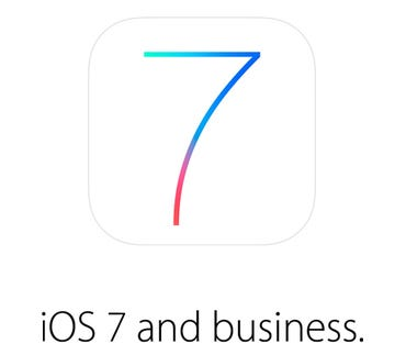 iOS 7: What's in it for the Enterprise? - Jason O'Grady