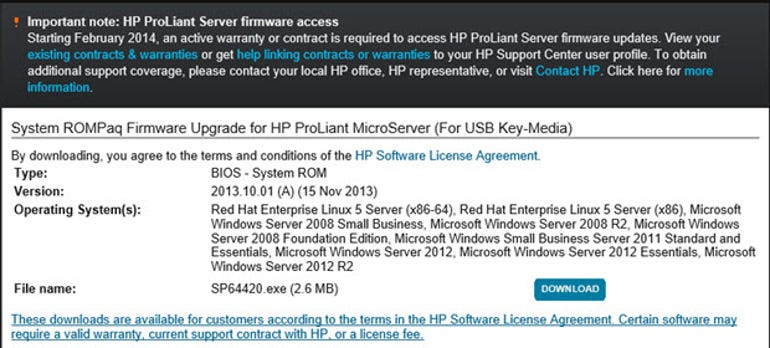 hp-downloads-restricted