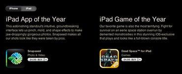iPad App and Game of the Year 2011 - Jason O'Grady