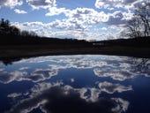 Clouds-March 2013 photo by Joe McKendrick