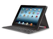 Logitech Solar Keyboard Folio for iPad: Useful but flawed