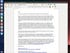Ubuntu uses the best open-source office suite: LibreOffice