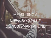 Measuring a driver's quality using a smartphone