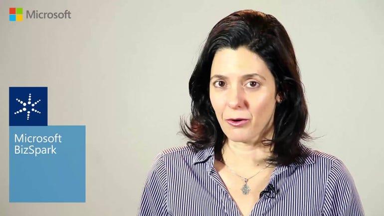 Silvia Valadares, Microsoft Ventures head