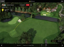 Lasers on the golf course: How IBM is tracking the Masters scores