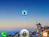 Slick lock screen with quick access shortcuts