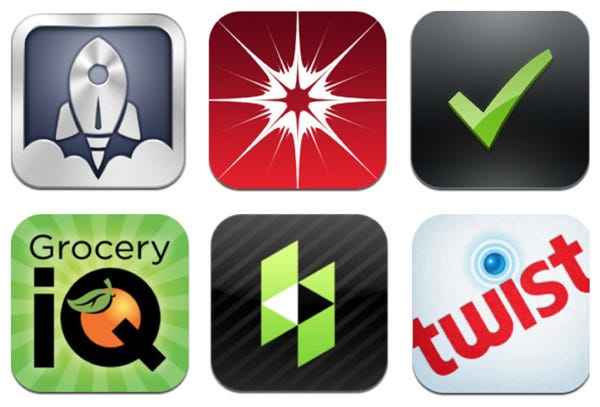 Honorable Mention iOS apps of 2012