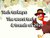 Tech Turkeys: The worst technology and trends of 2020