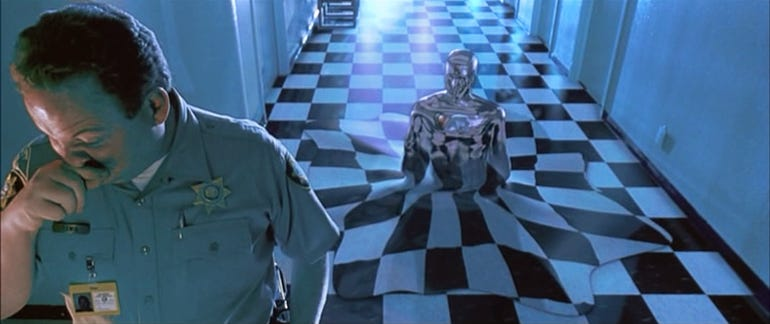 12. Terminator 2: Judgment Day (1991)