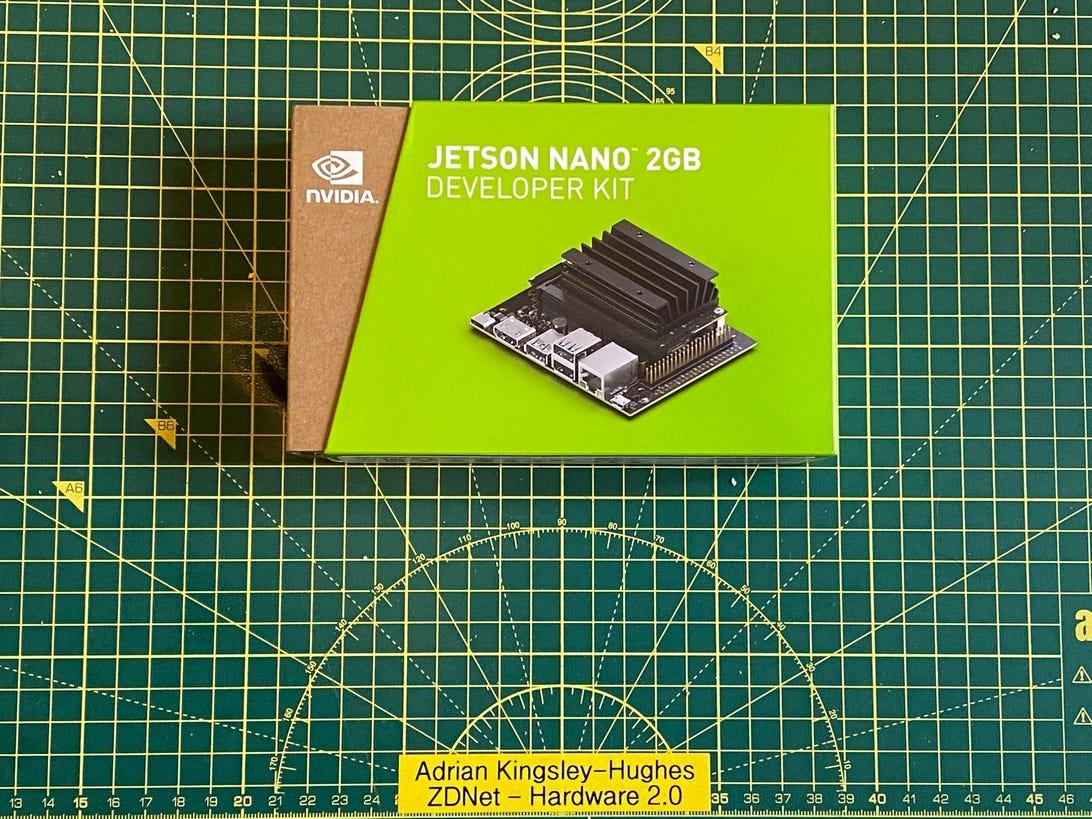 Nvidia Jetson Nano 2GB Development Kit