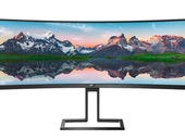 Philips 498P9 Brilliance review: Two high-performance QHD displays in one SuperWide 32:9 monitor