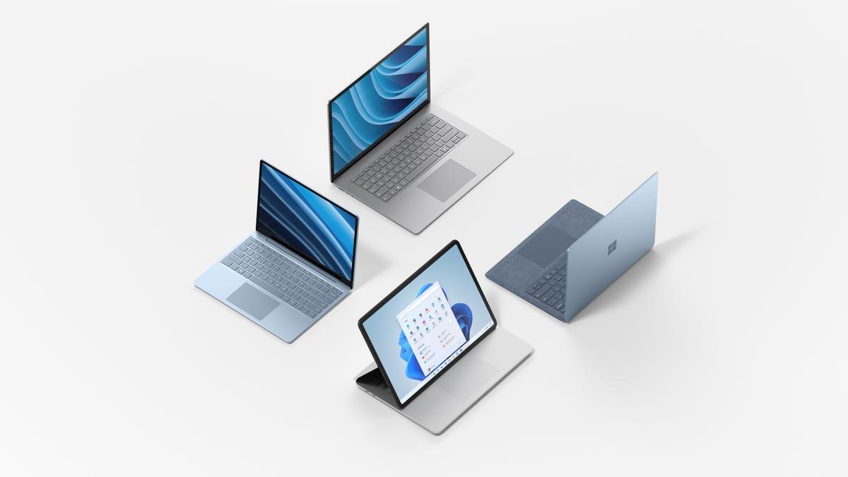 Microsoft rafraîchit sa gamme de PC Surface, avec (entre autres) un Duo2 Android