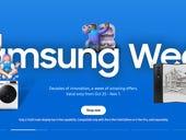 Samsung kicks off 'Samsung Week', joins early Black Friday festivities