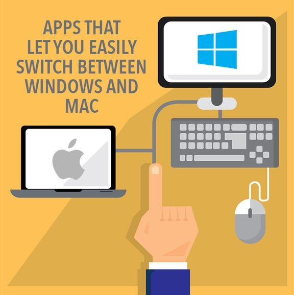 Apps that make switching easy