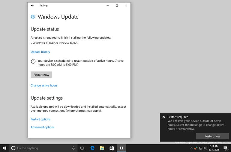 Fewer unexpected update-related reboots?