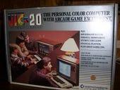 The Commodore VIC 20 box