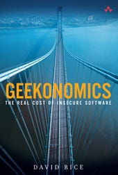 Geekonomics - The Real Cost of Insecure Software
