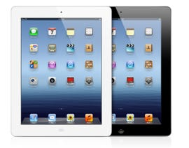 The new iPad looks great, but it's battery recharging time is something else again.