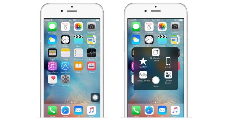 Here's how to switch on a hidden shortcut menu on your iPhone or iPad