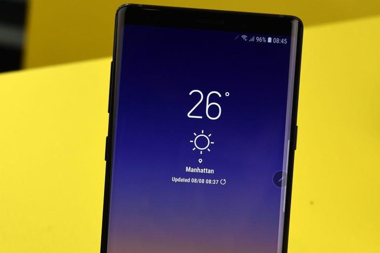 Samsung Unpacked 2018