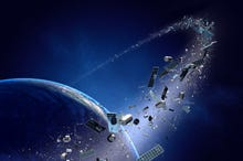 Clearing up space junk: The system that's ready to decommission satellites before they even launch