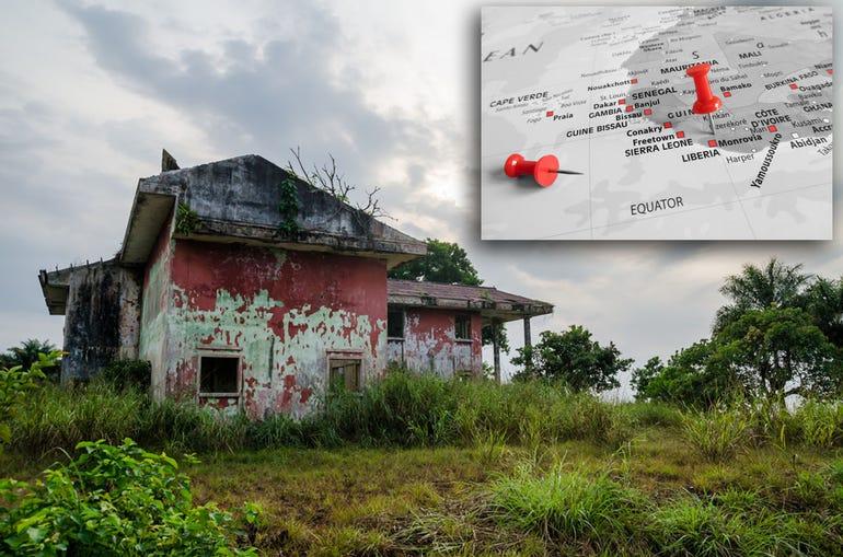 A major attack against Liberia