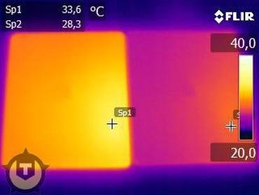 Engadget - the new iPad burns 10 degrees hotter than its predecessor - Jason O'Grady