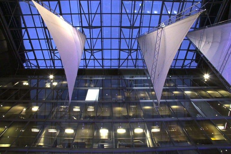 Sails flying high at Nokia
