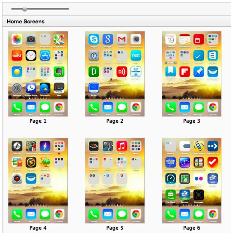 The new app UI in iTunes 11.1 is easier to use - Jason O'Grady