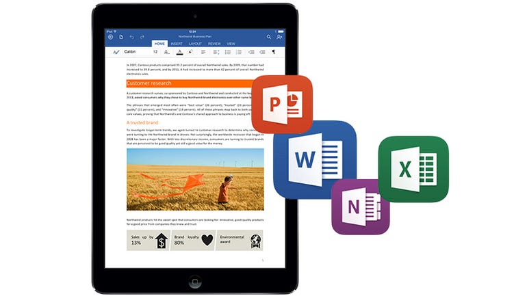 Office for iPad racks up 27M downloads in about six weeks - Jason O'Grady
