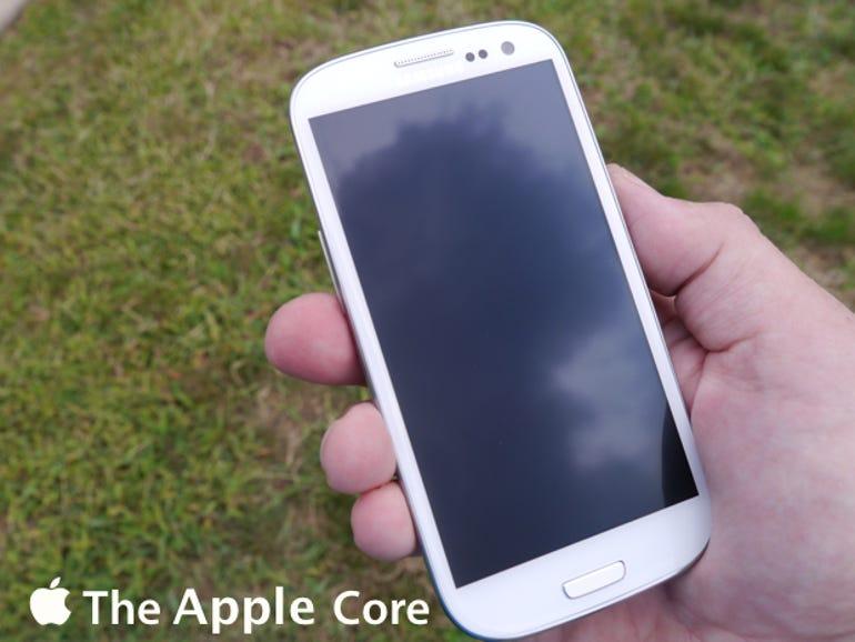What Apple should copy from the Samsung Galaxy SIII - Jason O'Grady