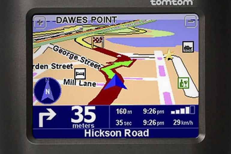 TomTom GPS navigator - Denise Amrich