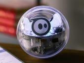 Robot ball for tots gets an update