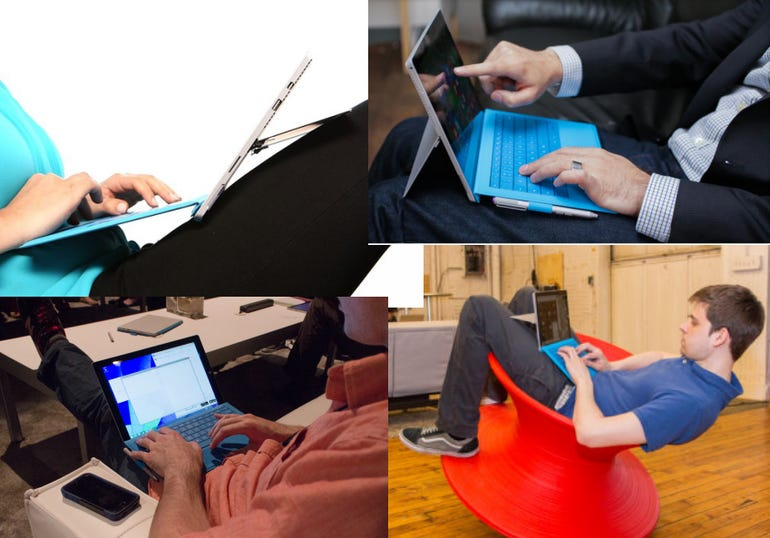 How did the tech press react to the Surface Pro 3?