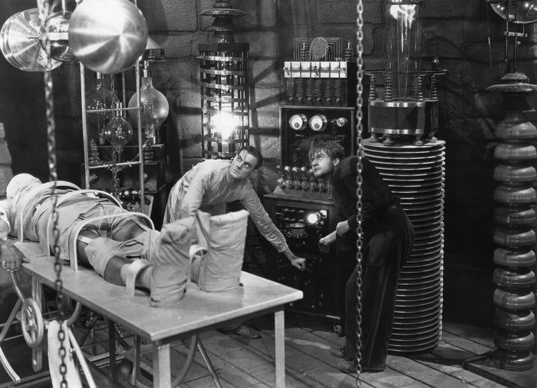 6. Frankenstein (1931)