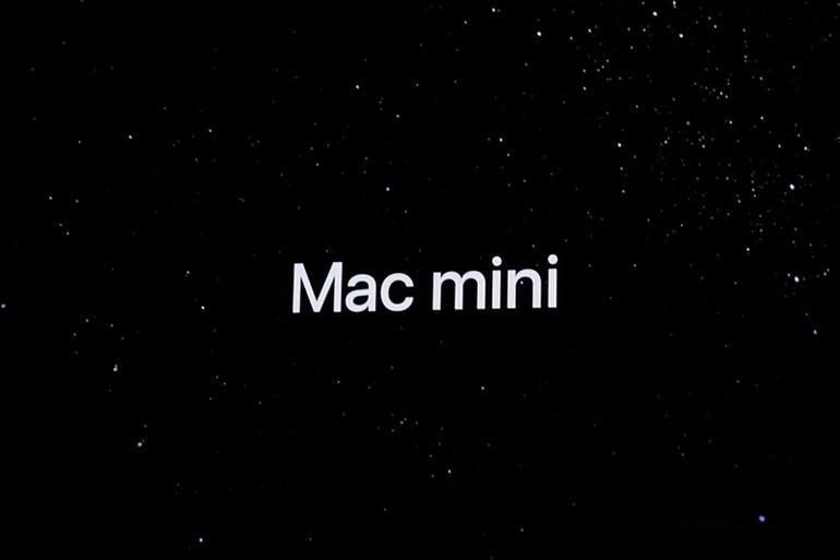 Macs: Finally! A new Mac mini