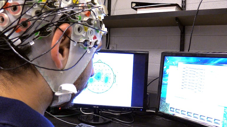 ASU mind-controlled drone system