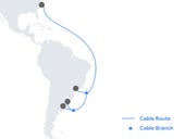 Google to boost low-latency access with deep sea cable from US to South America