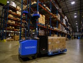 Automating the warehouse: These self-driving robots aim to modernize materials handling