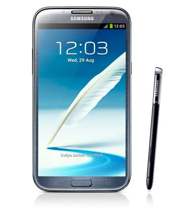 T-Mobile Galaxy Note II available today for $379.99, I'm upgrading to it from the GSIII
