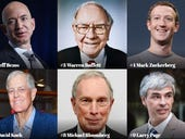 Tech founders dominate Forbes magazine's billionaire list