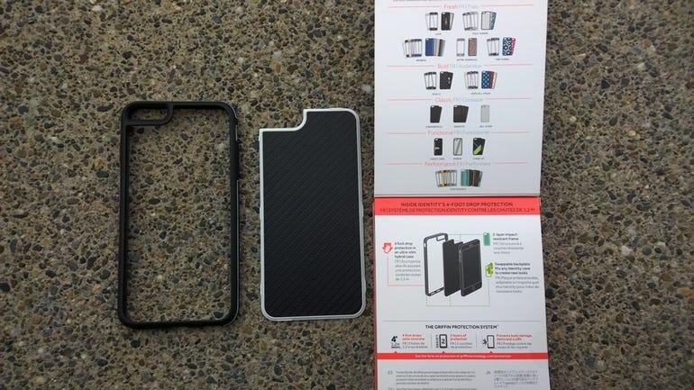 Identity for iPhone 6 Plus, Graphite