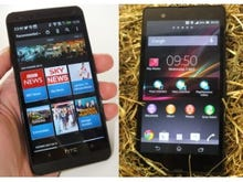 HTC One versus Sony Xperia Z: Smartphone flagship showdown