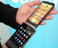 BlackBerry's Passport: Crazy enough for work?